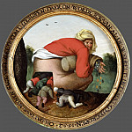 Pieter Brueghel the Younger - Flamish Proverbs