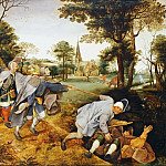 Pieter Brueghel the Younger - The Blind Leading the Blind