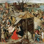 Pieter Brueghel the Younger - The Adoration of the Magi