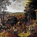 Pieter Brueghel the Younger - Road to Calvary