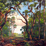 Albert Ernest Backus - gentle_breezes_csg027_poinciana_hammocks