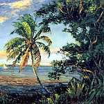 Albert Ernest Backus - gentle breezes indian river
