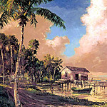 Albert Ernest Backus - gentle_breezes_csg052_summerlins_dock