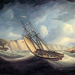 Thomas Buttersworth - Butterworth_Thomas_The_Rapid_Schooner_And_Deal_Lugger