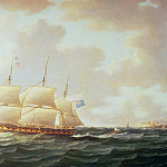 Thomas Buttersworth - H.M.S. Minerva