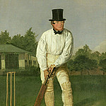 William Bromley III - Portrait of George Parr (1826-91)