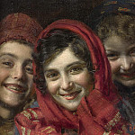Gaetano Bellei - THREE CHILDREN