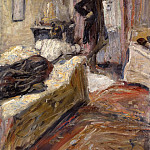Edvard Munch - Interior