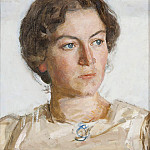 Portrait of Bodil Faber
