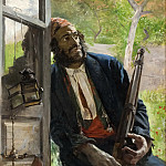A Gipsy, Hugo Birger