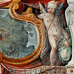 Musei Vaticani - fresco - Saint Johns Vision on Patmos