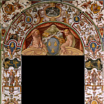 Pinturicchio (Bernardino di Betto) - Fresco, grotesque
