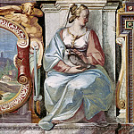 Musei Vaticani - fresco - Jacobs Dream