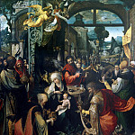 Amerino Cagnoni - Birth of Christ