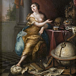Allegory on the Vanity of Life, Andreas von Behn