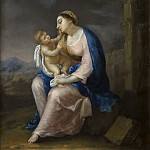 Madonna and Child, Andreas von Behn