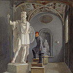 The Sculptor Fogelberg's Studio in Rome