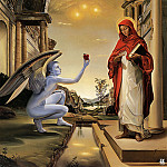 David Bowers - ma_Sp7_David_Bowers_The_Annunciate