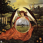 David Bowers - ma_Sp7_David_Bowers_Angel_with_Bubble