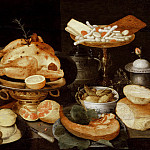 Still Life with a Meal, Peter Binoit