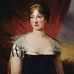 Carl Frederik von Breda - Hedvig Elisabet Charlotta (1759-1818), Queen of Sweden, Princess of Holstein-Gottorp