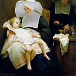 Henriette Browne - The Sisters of Mercy