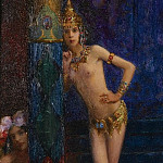 Two Dancers, Gaston Bussière