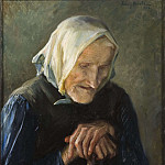 The Old Blind Woman, Fanny Brate
