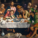 Jacopo Bassano - The Last Supper