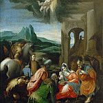 Jacopo Bassano - Adoration of the Magi (after)