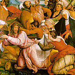 Jacopo Bassano - The Procession to Calvary, 1540, oil on canvas