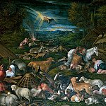 Jacopo Bassano - Noah Emerging from the Ark