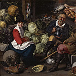 Vegetable Sellers [School of]