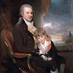 Edward George Lind and his Son, Montague