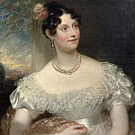 Sir Henry William Beechey - Agnes Beresford