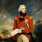 Sir Henry William Beechey - Portrait of William Frederick, 2nd Duke of Gloucester, three-quarter length, wearing the Uniform
