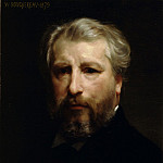 Self-portrait, Adolphe William Bouguereau