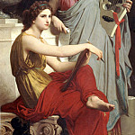 Art and Literature, Adolphe William Bouguereau