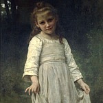Adolphe William Bouguereau - The reverence