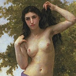 Adolphe William Bouguereau - Beaute Romane