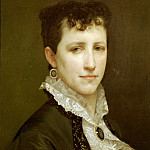 Elizabeth Gardner, Adolphe William Bouguereau