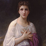 Psyche, Adolphe William Bouguereau