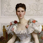 Adolphe William Bouguereau - Comtesse de Cambaceres