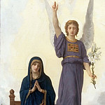 Adolphe William Bouguereau - Annunciation