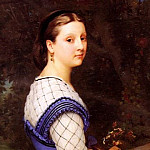 Adolphe William Bouguereau - Countess de Montholon