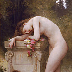 Adolphe William Bouguereau - Elegy