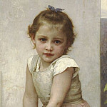 Yvonne, Adolphe William Bouguereau