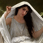 Adolphe William Bouguereau - The Veil