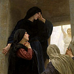 Holy Women at the Sepulcher, Adolphe William Bouguereau