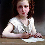 Adolphe William Bouguereau - A Vocation